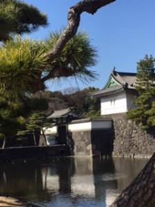 江戸城 桔梗門