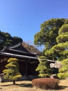 江戸城 二の丸